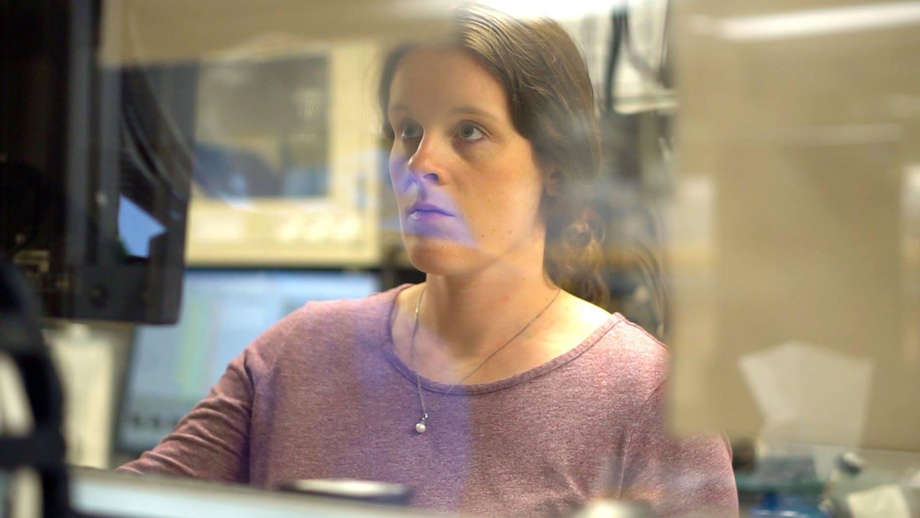 Imogen Browne, USF CMS Ph.D. student
