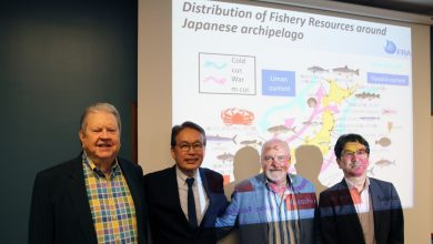 Photo of President of Japan Fisheries Research Agency Seeks International Collaboration to Address Declining Japanese Fish Stocks