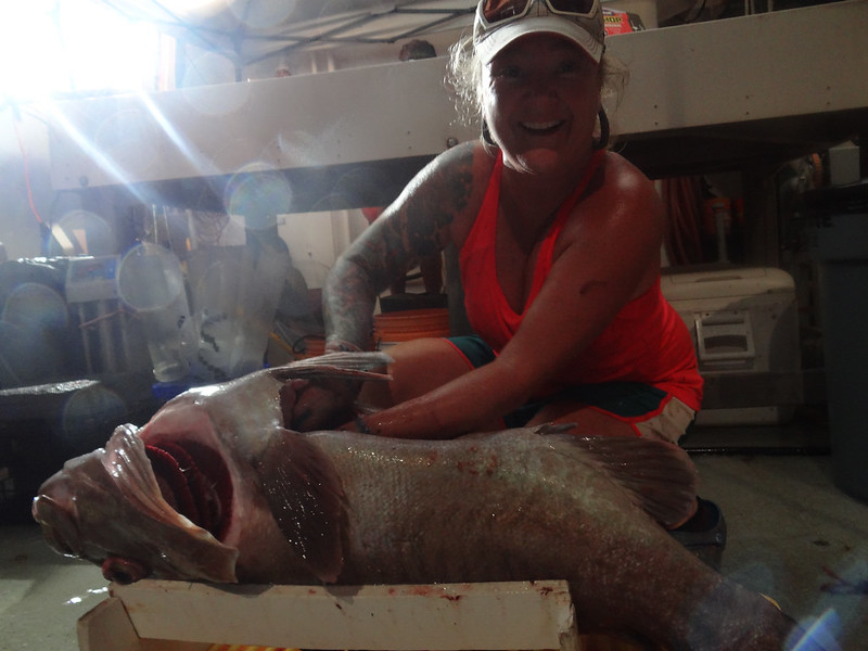 12. All fish are dissected in the field following responsible research protocols.