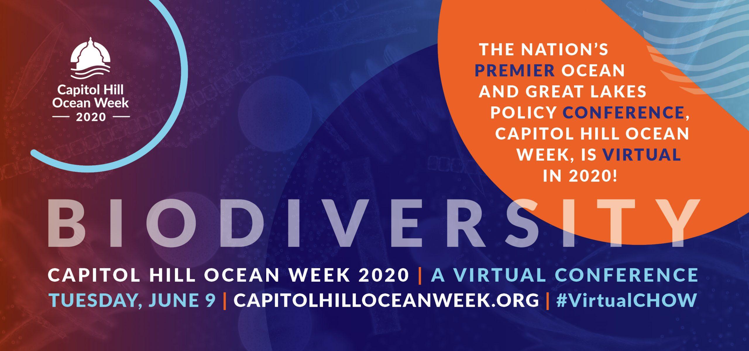 Capital Hill Oceans Week 2020